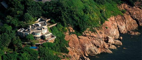 Hello Tai Tai Com Shek O Hong Kongs Tycoon Village - Hong-kong-villa-located-in-shek-o